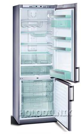 двухкамерный холодильник Siemens KG 44 U 193