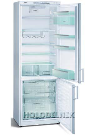 двухкамерный холодильник Siemens KG 46 S 123