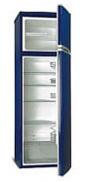 двухкамерный холодильник Snaige FR 275-1111A blue