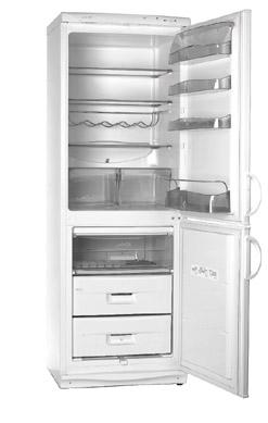 двухкамерный холодильник Snaige RF310-1703