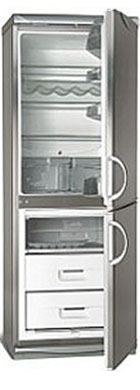 двухкамерный холодильник Snaige RF310-1773A