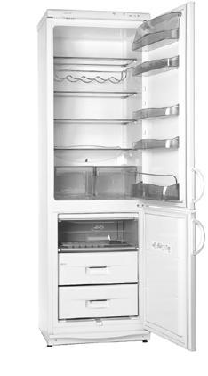 двухкамерный холодильник Snaige RF360-1701