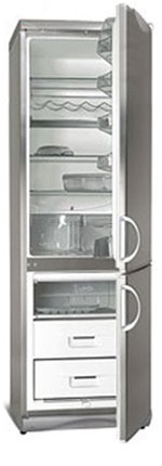 двухкамерный холодильник Snaige RF360-1771A