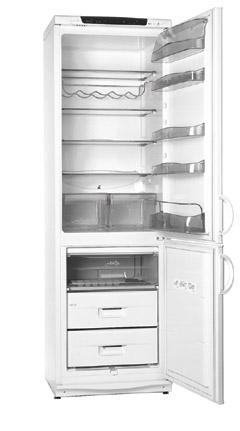 двухкамерный холодильник Snaige RF360-4701