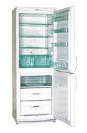 двухкамерный холодильник Snaige RF 310-1563A grey