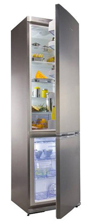двухкамерный холодильник Snaige RF 36SM-S1LA10