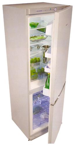 двухкамерный холодильник Snaige RF 39SM-S1DD10