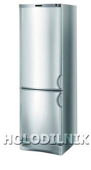 двухкамерный холодильник Vestfrost BKF-285(Al)