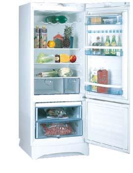 двухкамерный холодильник Vestfrost BKF 285 (White)
