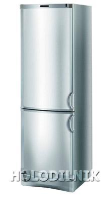 двухкамерный холодильник Vestfrost BKF-355-04 Alarm(Al)