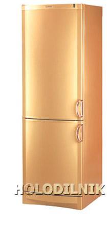 двухкамерный холодильник Vestfrost BKF-404-04 Alarm(Gold)