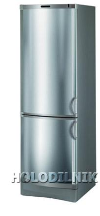 двухкамерный холодильник Vestfrost BKF-404-04 Alarm(Steel)