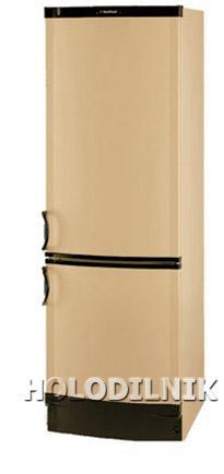 двухкамерный холодильник Vestfrost BKF-404-04 B40 (бежевый)