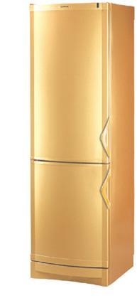 двухкамерный холодильник Vestfrost BKF 405 (золотой)