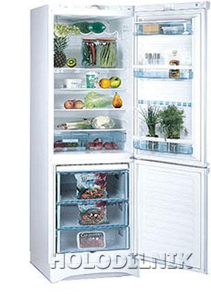 двухкамерный холодильник Vestfrost BKF 405 (белый)