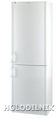 двухкамерный холодильник Vestfrost BKF 420 W