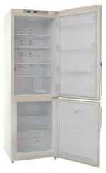 двухкамерный холодильник Vestfrost FW 345 M Bej High Gloss