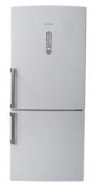 двухкамерный холодильник Vestfrost FW 389 M White