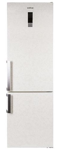 двухкамерный холодильник Vestfrost RF 383Е1 B