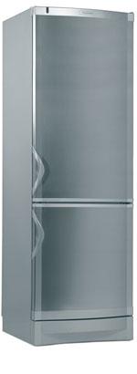 двухкамерный холодильник Vestfrost SW 312 M (сталь)