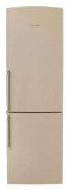 двухкамерный холодильник Vestfrost SW 345 M Bej High Gloss