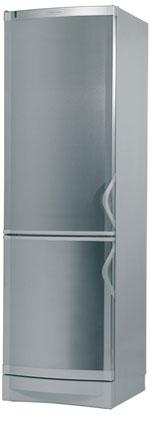 двухкамерный холодильник Vestfrost SW 350 M (стальной)