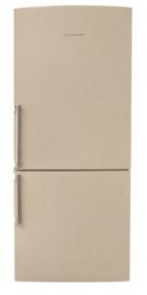 двухкамерный холодильник Vestfrost SW 389 M Bej High Gloss