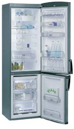 двухкамерный холодильник Whirlpool ARC 7650/IX