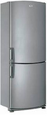 двухкамерный холодильник Whirlpool ARC 8120/1/IX
