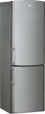 двухкамерный холодильник Whirlpool WBC 3534 A NFCX