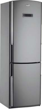 двухкамерный холодильник Whirlpool WBC 3546 A NFCX