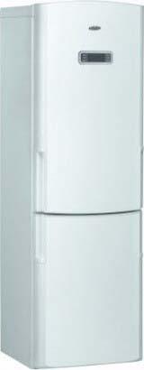 двухкамерный холодильник Whirlpool WBC 4046 A NFCW