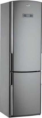 двухкамерный холодильник Whirlpool WBC 4046 A NFCX