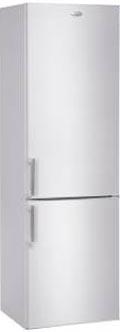двухкамерный холодильник Whirlpool WBE 3623 NFW