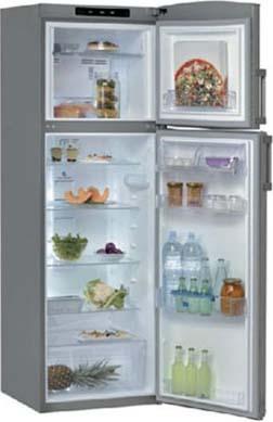 двухкамерный холодильник Whirlpool WTC 3735 A NFCX