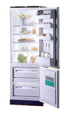 двухкамерный холодильник Zanussi ZFC 20/8 RD