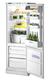 двухкамерный холодильник Zanussi ZFK 20/8 R