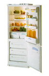 двухкамерный холодильник Zanussi ZFK 22/10 RD
