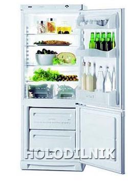 двухкамерный холодильник Zanussi ZK 21/6 GO