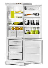 двухкамерный холодильник Zanussi ZK 23/10 R