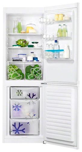 Холодильник Занусси Двухкамерный Инструкция - фото 8