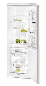двухкамерный холодильник Zanussi ZRB 34 NA