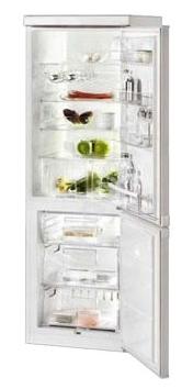 двухкамерный холодильник Zanussi ZRB 34 NC