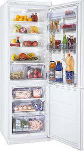 двухкамерный холодильник Zanussi ZRB 35100 WA