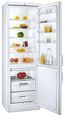 двухкамерный холодильник Zanussi ZRB 35 O