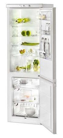 двухкамерный холодильник Zanussi ZRB 36 ND