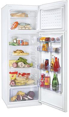 двухкамерный холодильник Zanussi ZRD332WO