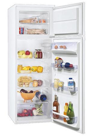 двухкамерный холодильник Zanussi ZRT 328 W