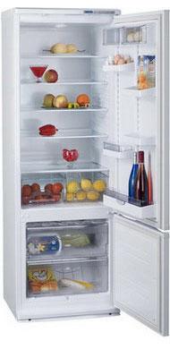 двухкамерный холодильник ATLANT ХМ 6020-015