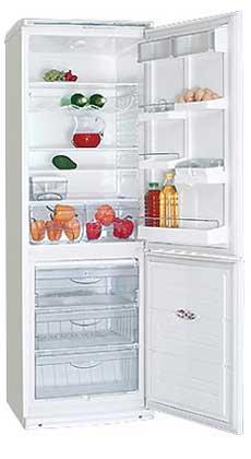 двухкамерный холодильник ATLANT ХМ-6021